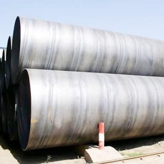 Spiral submerged-arc welding pipes, SSAW pipe | tradekorea