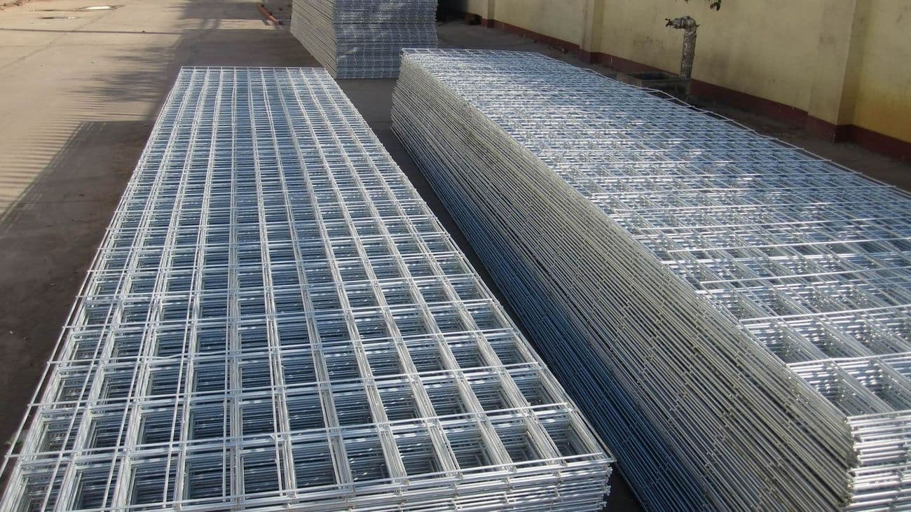 welded wire mesh panels from Anping Yunfei Hardware Porduction Co ...
