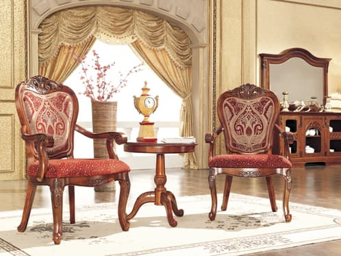 Wood coffe table chairs living room furniture from for Living room chair and table set