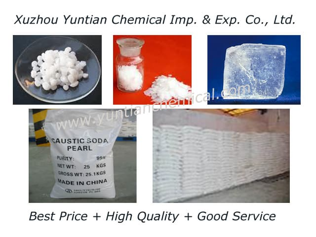 Sell Caustic Soda