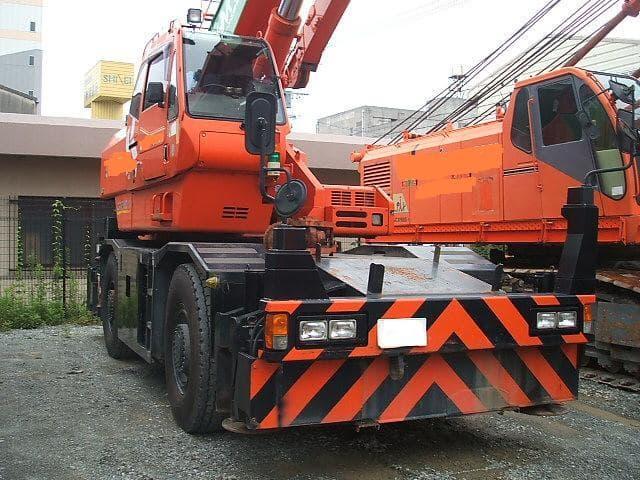 Terrain Crane Hs Code : Ton tadano rough terrain crane gr n from bestmaro