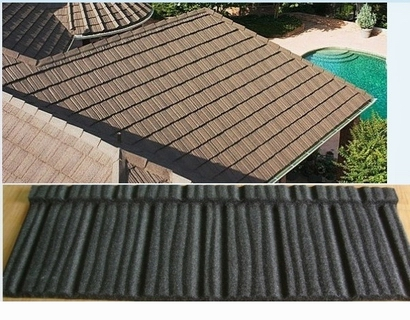 Colorful Stone Coated Metal Roofing Tiles ?Share. ▽. Product Thumnail Image  Product Thumnail Image Zoom