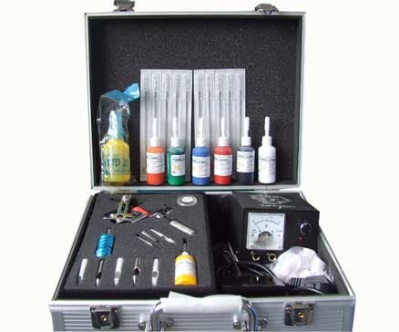 Product nametattoo kit; Category Personal Care > Tattoo Product