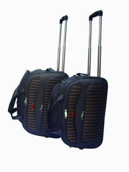 travel bag with trolley from Fuzhou csm commodity co.,ltd B2B ...