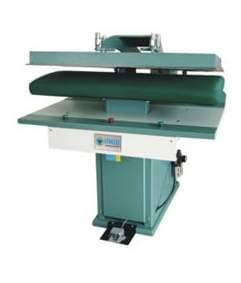 laundry presser machine
