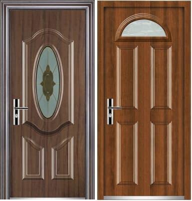Steel glass door metal glass door from zhejiang awesome for Window designs in sri lanka