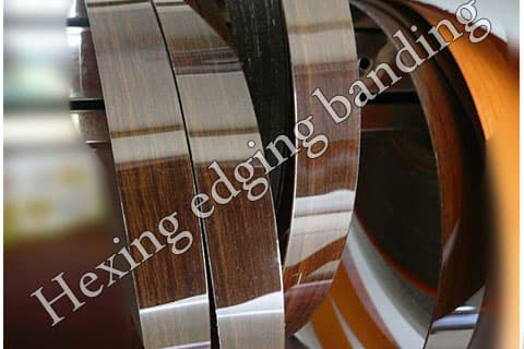 Grade a quality pvc edge banding for furniture from for Abs trimming kitchen cabinets