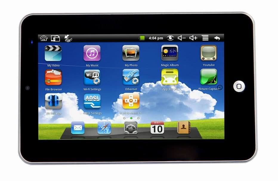 inch cheap Android OS MID/Tablet PC