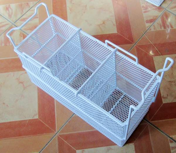 Freezer Storage Basket Tradekorea