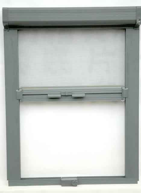 Invisible fiberglass window screen from hebei wuxin for Invisible fly screen doors