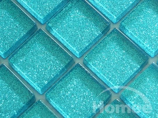 Swimming Pool Glass Mosaic Tile From Chinese Mosaic Factory From Foshan Lilac Building Material