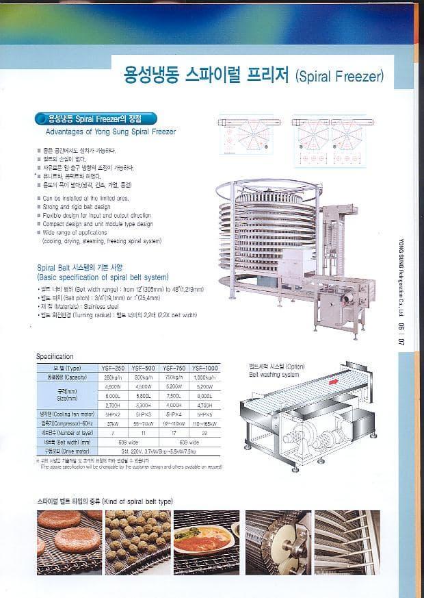 Product Thumnail Image Product Thumnail Image Zoom. Cold Storage ...  sc 1 st  tradeKorea & Cold Storage Blast Freezer Batch Freezer Tunnel Spiral Freezer ...