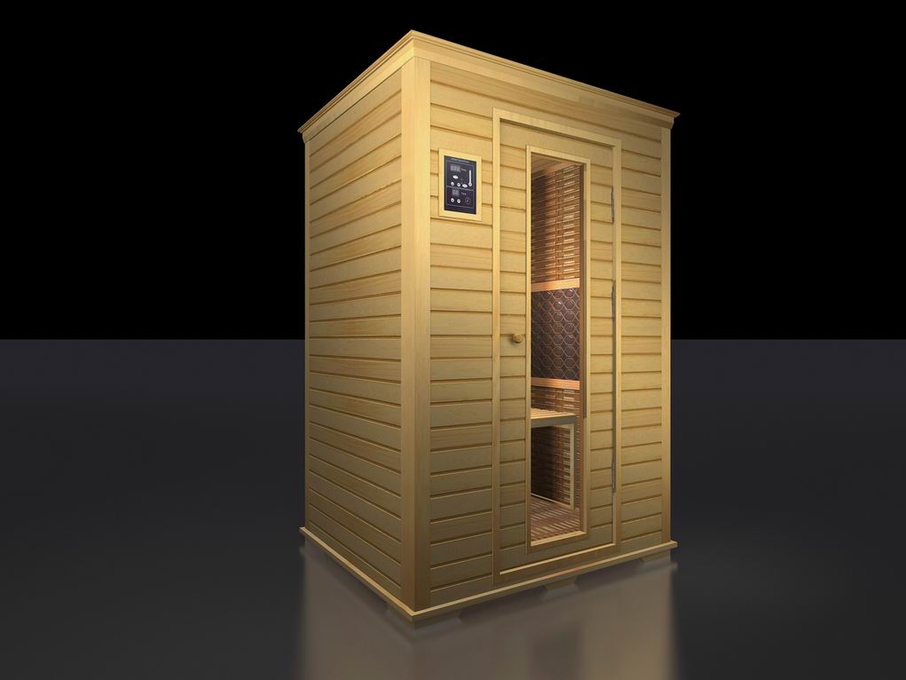 Tourmaline Dry Sauna Room Infrared Sauna Home Sauna