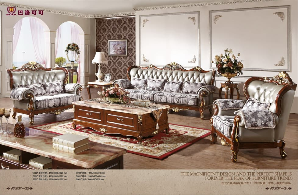 French victorian furniturecozy french provincial living for Living style furniture