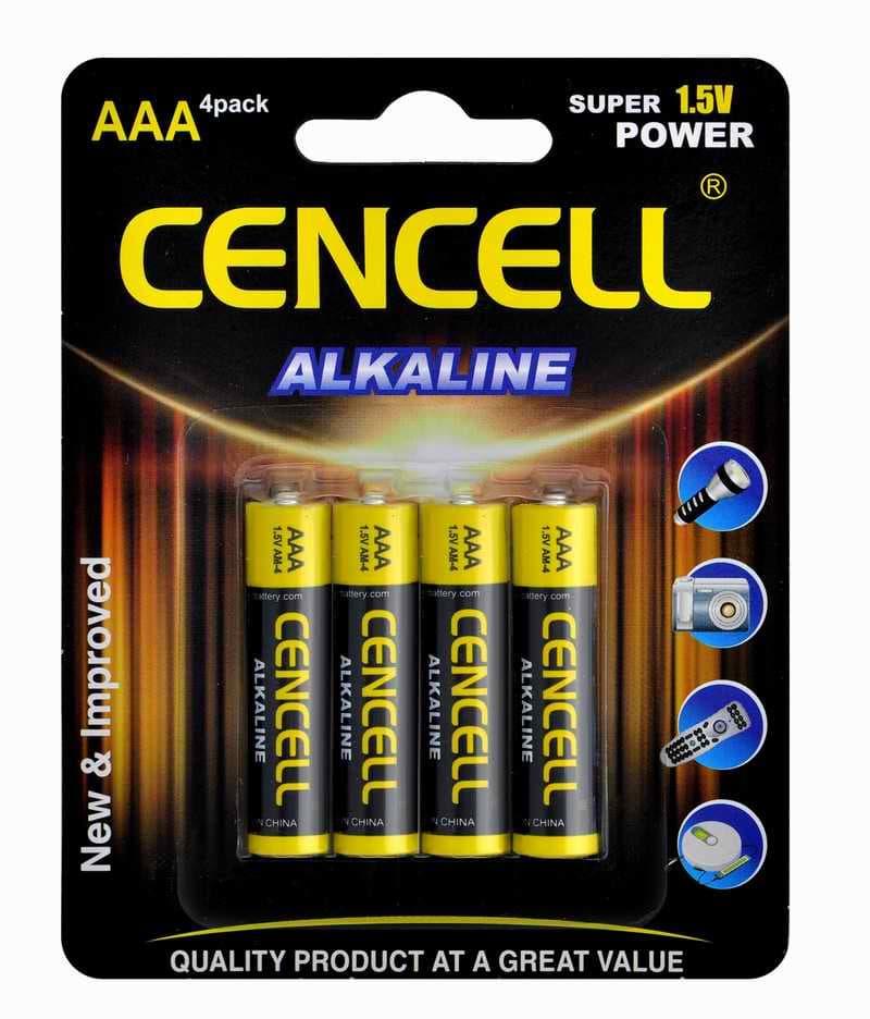 Aaa Car Service >> alkaline AAA/LR03 battery | tradekorea