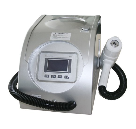 Before any tattoo removal treatment. YAG CO2 laser tattoo removal yinhe-v12