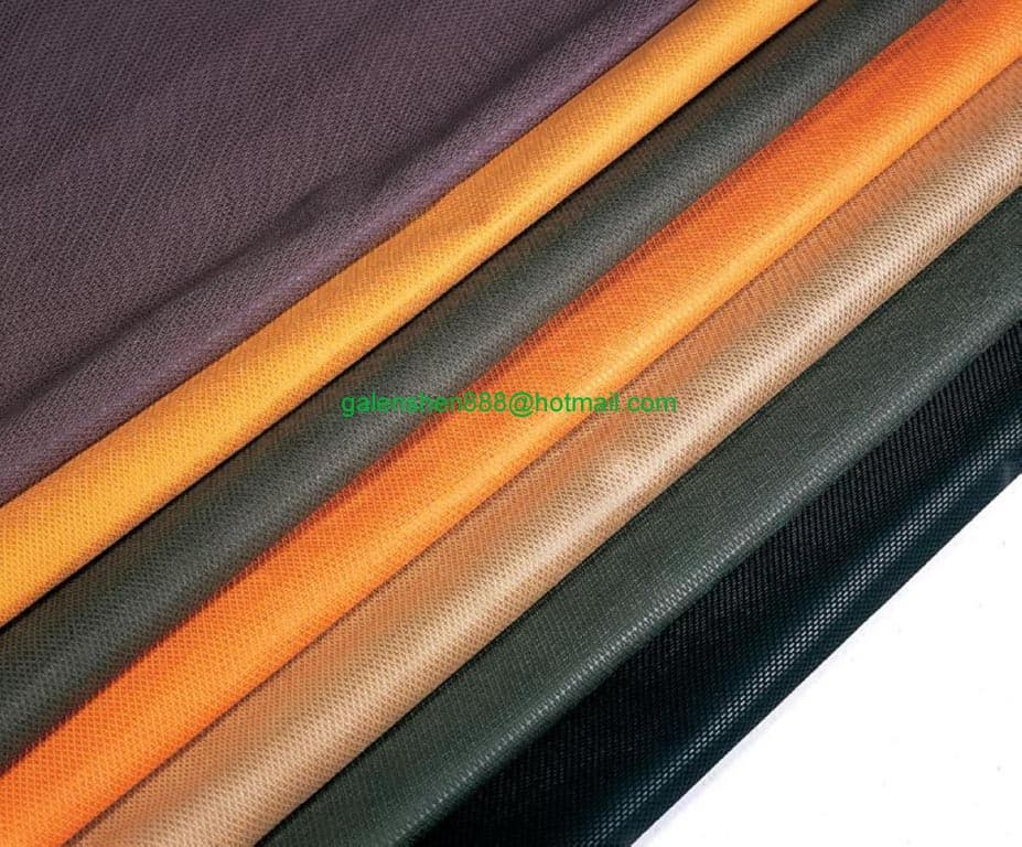 Nylon cambrelle nonwoven nylon lining nonwoven nylon shoe for Fabric material