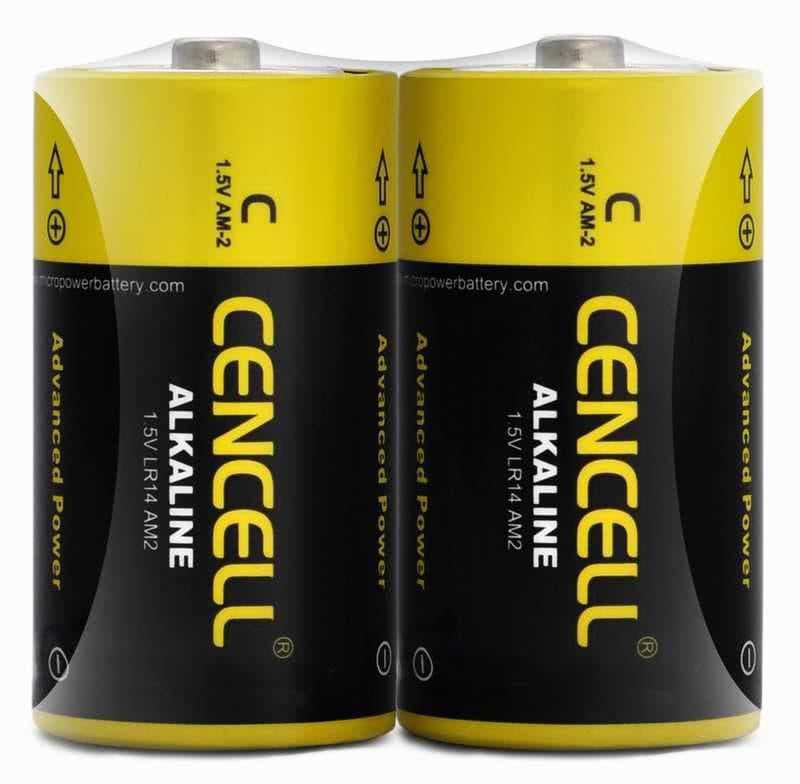 Alkaline C Lr14 Am3 Dry Battery Tradekorea