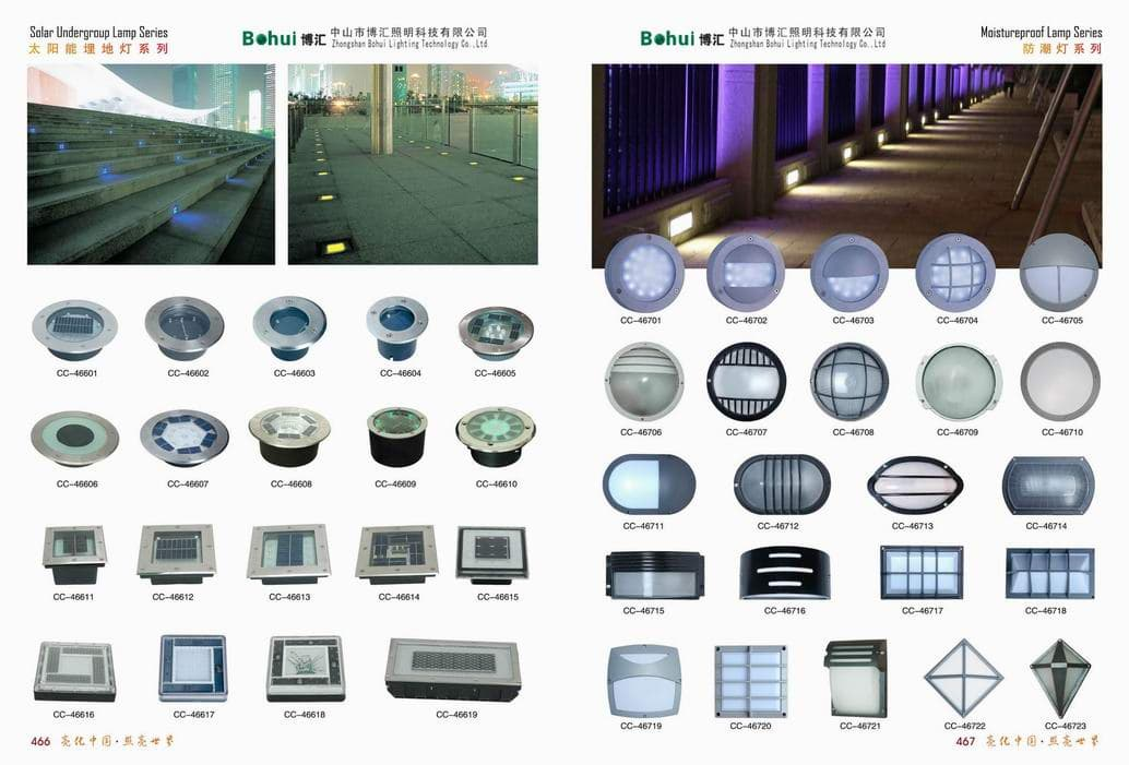 Led Underground Light Solar Led Underground Light