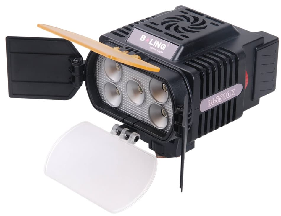 LED camcorder light(video light)