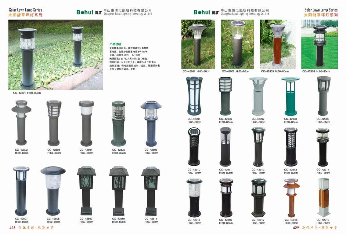 Led Lawn Light Solar Led Lawn Light Tradekorea
