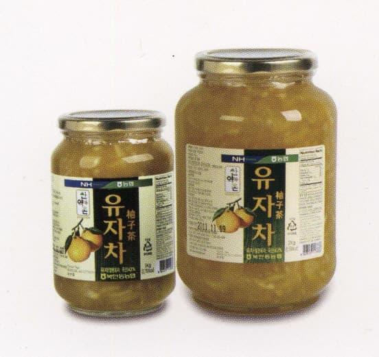 Korea Origin Citron Tea, Yujacha