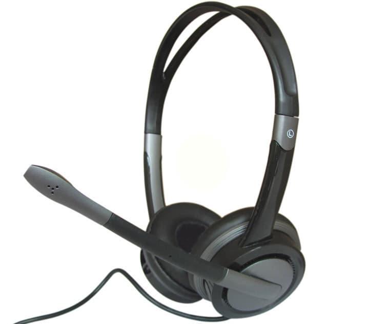 088f910462b Usb Headphones With Noise Canceling Microphone Hsm 049usb Tradekorea