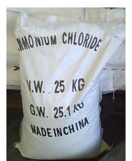 ammonium chloride industry grade,food grade,feed grade and medicine grade