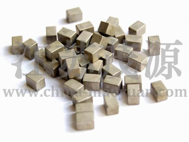 High-density Tungsten Alloy Cube
