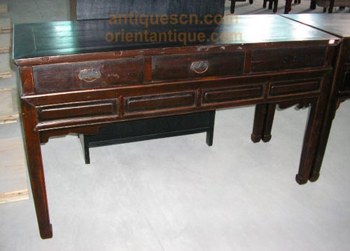 Product Thumnail Image Product Thumnail Image Zoom - Antique Side Table, Buffet, Chinese Antique Furniture, Asian