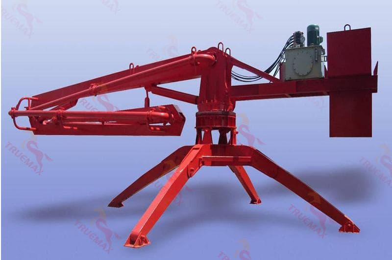Concrete Placing Boom Tradekorea