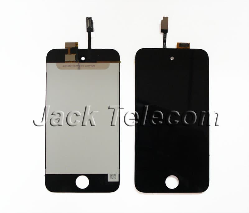 white ipod touch digitizer