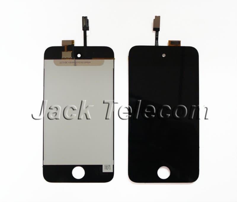 white ipod touch digitizer
