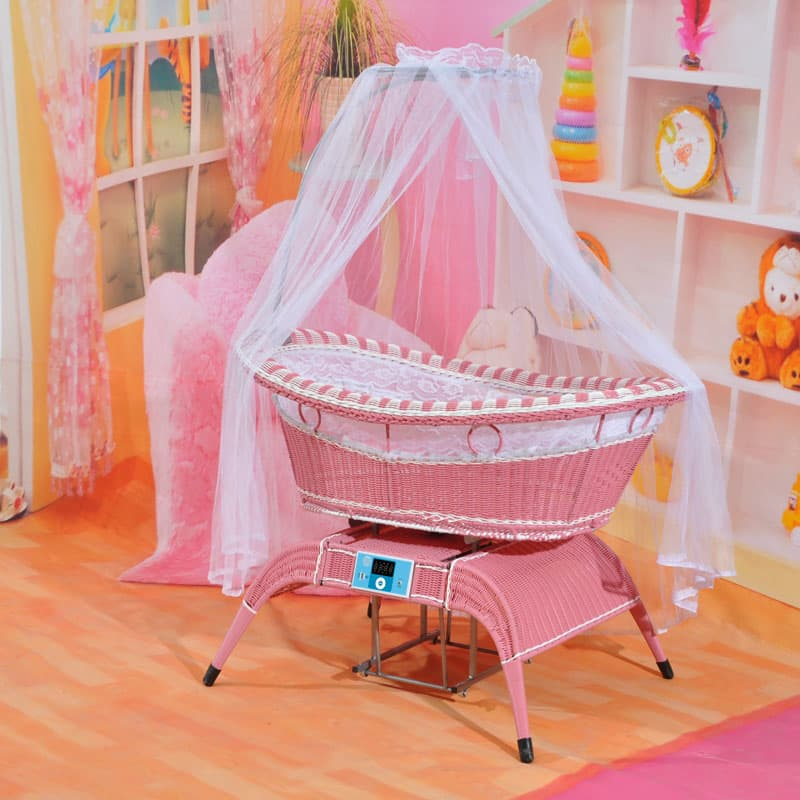 Product Thumnail Image Product Thumnail Image Zoom. Electric Swing Baby Bed