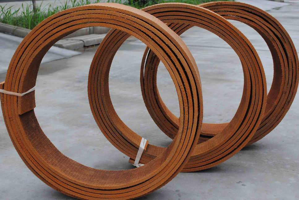 Woven Brake Lining Material : Bsq t asbesto woven resin brake lining from meng zhou qun