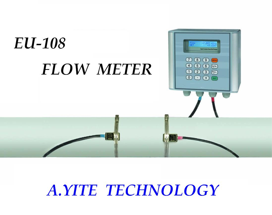 Eu 108 Ultrasonic Flow Meter Calorie Meter Tradekorea