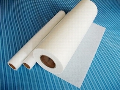 Non Woven Facing Tissue Mat Veil Used For Board Curtain