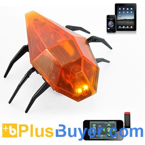 iRoach - iOS RC Robot Cockroach Toy for iPhone/iPad/iPod Touch