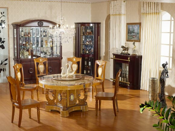 ANTIQUE DINING TABLE DINING TABLE CHAIR SETS Chair Pads  : AntiqueDiningTablesandChairs from chaileather.net size 580 x 434 jpeg 95kB