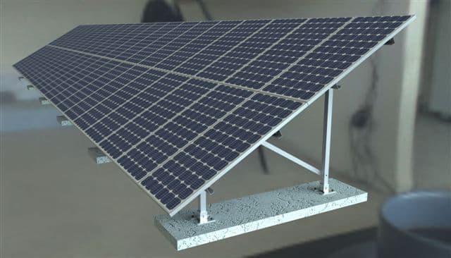 generacion solar:
