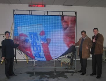 Led Display Curtain - Curtains Design Gallery