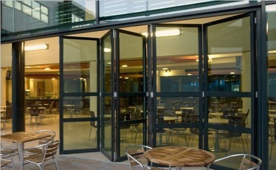 Aluminium Folding Door Tradekorea