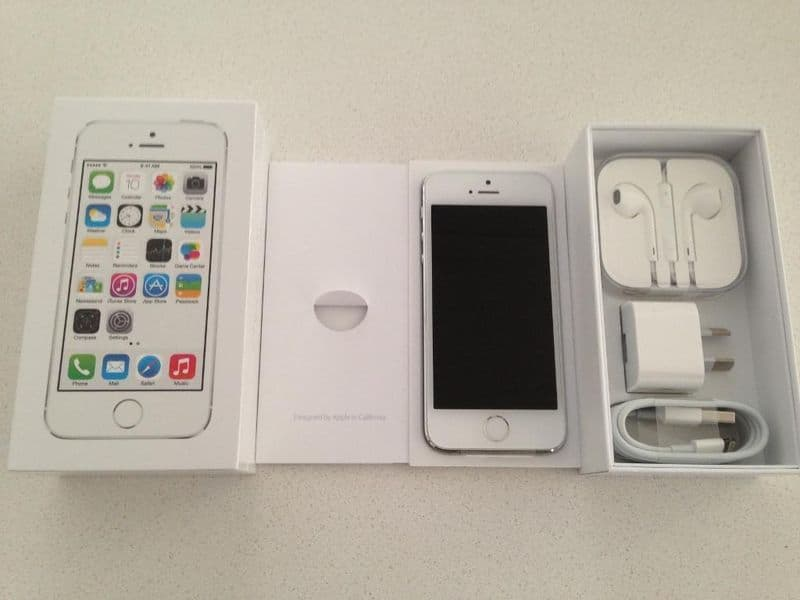 Apple IPhone 5s 64GB 32GB 16GB GOLD Black White Factory