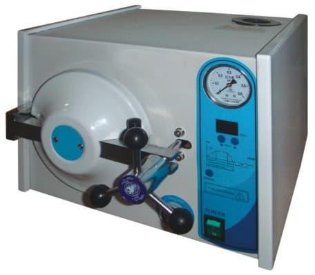 Stérilisation autoclave