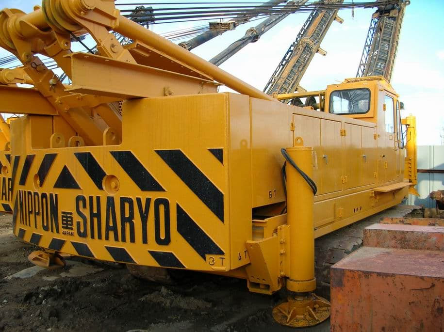 Used Pile driving rig DH408-95M | tradekorea