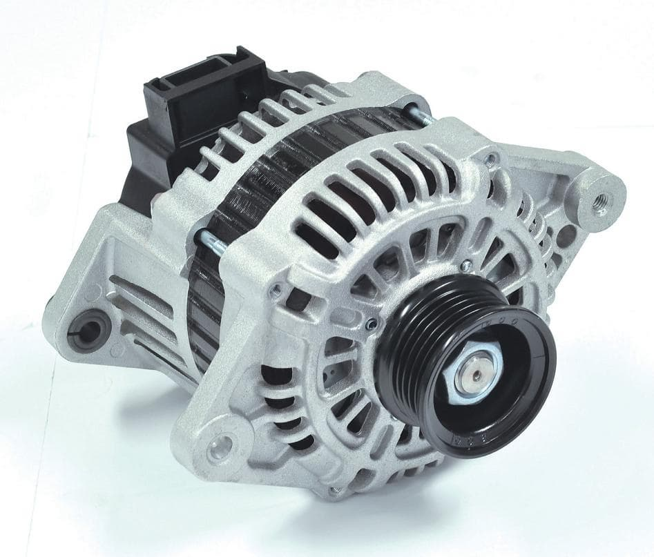 Automobile Parts Product : Korean auto parts alternator from selimautomotive co