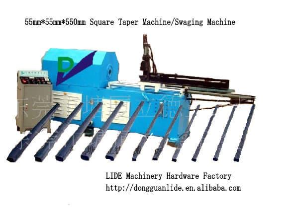 sport taper machine