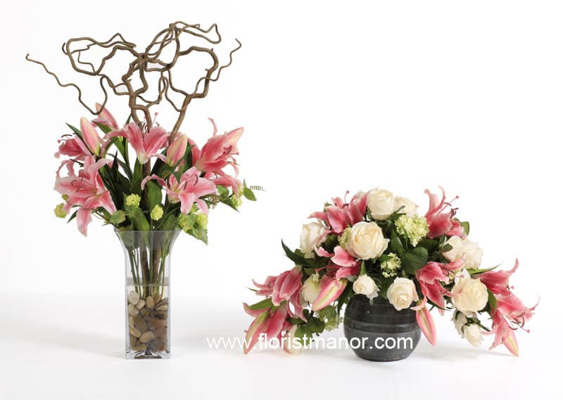 Artificial flowers from floristmanor group co ltd b2b for Artificial flowers for home decoration online