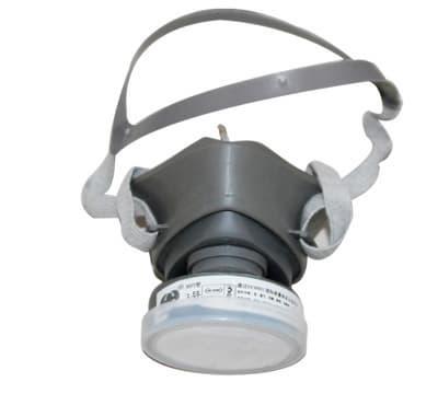 Half face gas mask | tradekorea