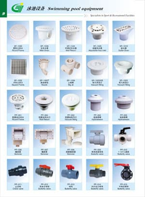 Swimming Pool Accessories | tradekorea